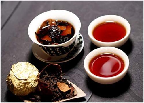 新会柑普茶厂家