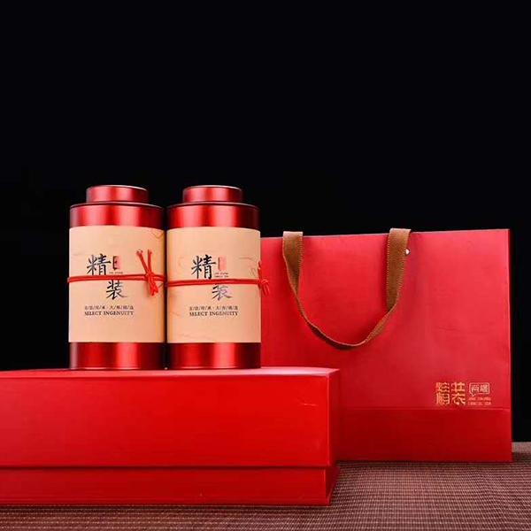 柑普茶礼盒装 (1)