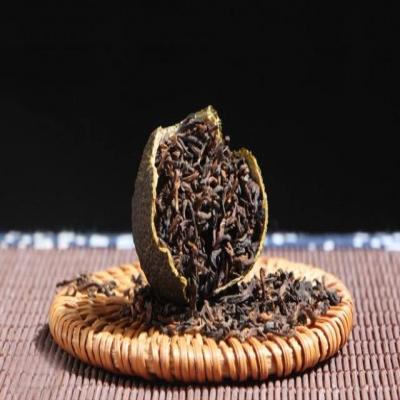 火热的柑普茶市场如何打造具有代表性的产品