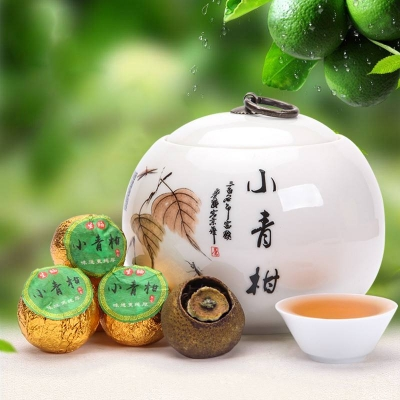 新会柑普茶厂家分享晚上饮用柑普茶有哪些积极作用